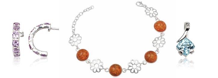 bijuterii cu pietre semipretioase